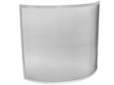 Curved Fireguard (Silver)