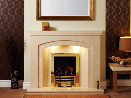 Howden Marble Fireplace