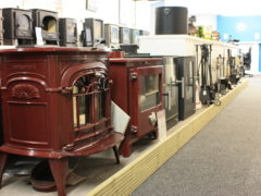 Solid Fuel Stove Hall 3