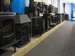 Solid Fuel Stove Hall 5