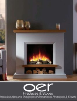 OER Fireplaces & Stoves – New Product Collection