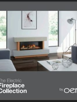 OER Fireplaces & Stoves – The Electric Fireplace Collection