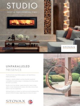 Stovax Studio Fires & Free Standing Stoves