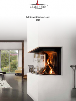 Spartherm Built-In Wood Fires & Inserts – 2020